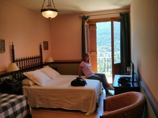 Hotel Casa Anita: Habitación