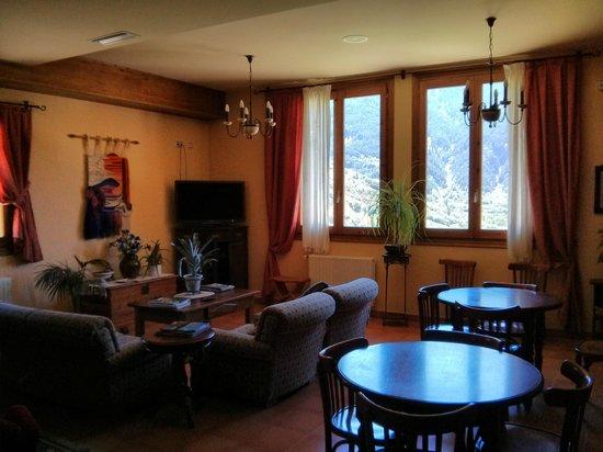 Hotel Casa Anita: Salón de descanso