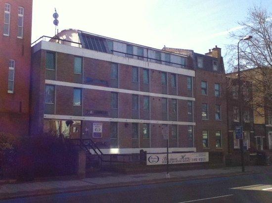 Belgrave Hotel London : Exterior