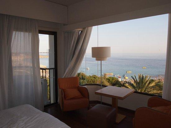 Alion Beach Hotel: номер с панорамным видом
