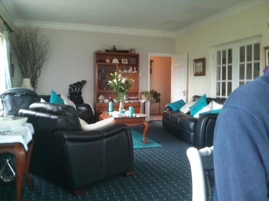 Elagh View bed & Breakfast : Breakfast room 2