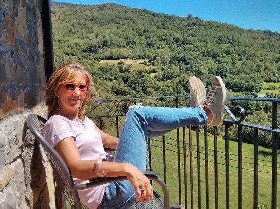 Hotel Casa Anita: Panorámica desde la terraza