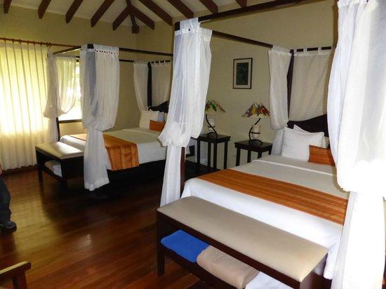 Manatus Hotel : sehr geschmackvolle grosse Zimmer