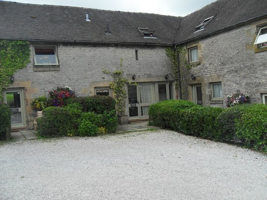 Wheeldon Trees Farm Holiday Cottages: Mycock cottage is what you are looking at.