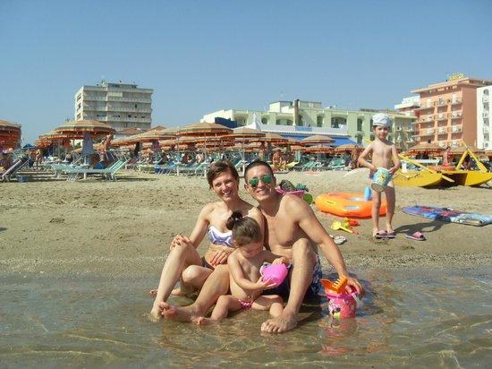 Hotel Cristallo: famiglia Romero