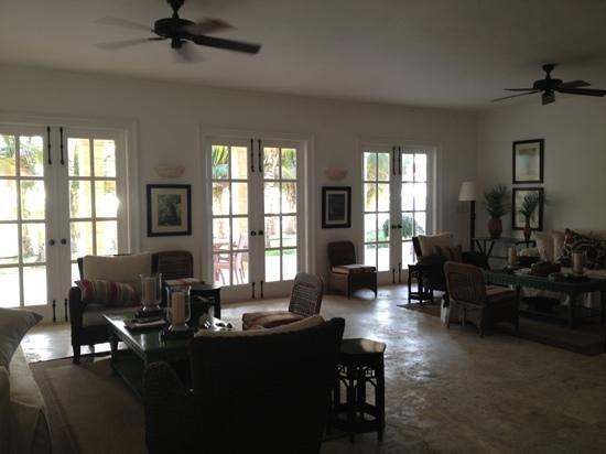 Tortuga Bay Hotel Puntacana Resort & Club: salon