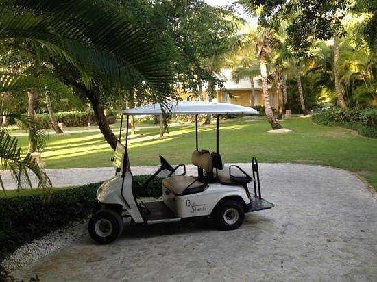 Tortuga Bay Hotel Puntacana Resort & Club: buggy