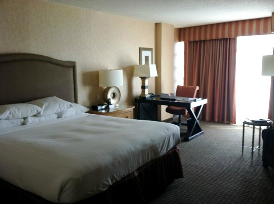 Hyatt Regency Reston: King room