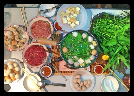 Tuk Tuk Thai: Sukiyaki