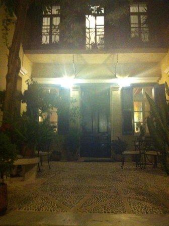 Pandora Suites Hotel: Dias suite