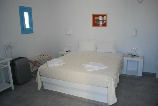Miramare Hotel: zona letto