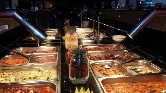 Alisan Restaurant: delicious multi cuisine dish at Alisan .