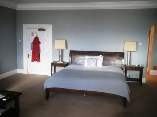 Bank House Hotel: Bedroom