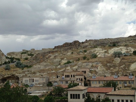 Alfina Hotel Cappadocia: View from our terrace