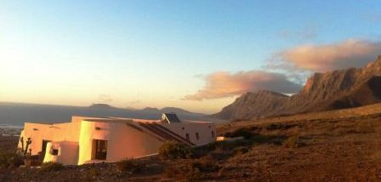 Caleta de Famara, Espanha: Eco-lodge Famara
