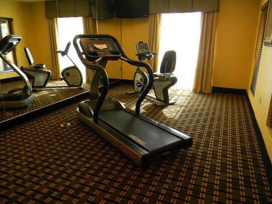 Comfort Suites Vero Beach: Work out room