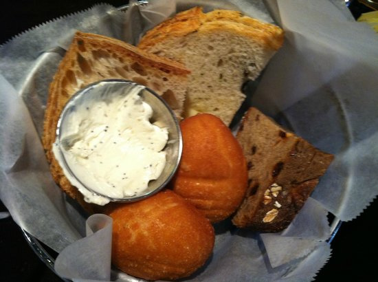 Jackson's Mighty Fine Food & Lucky Lounge: Bread bowl