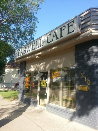 Caswell Hill Cafe