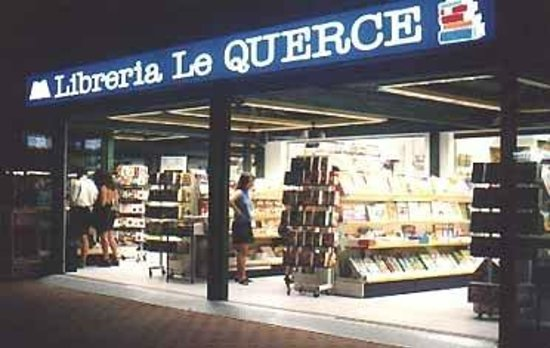 Lido degli Estensi, Italie : entrata della libreria