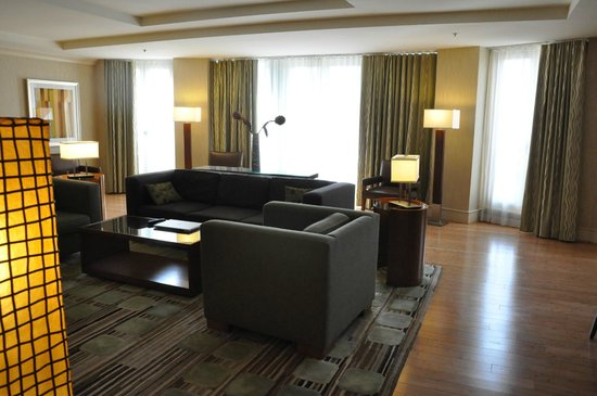 The Westin Georgetown, Washington D.C. : Suite Living Room