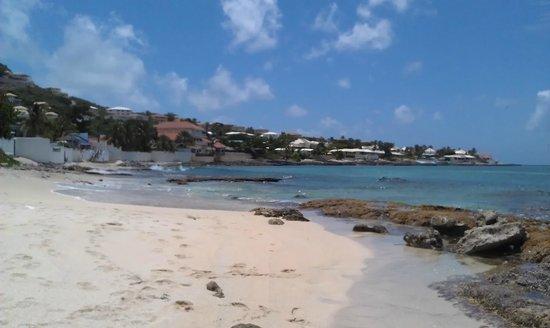 La Vista Resort: Beach Area