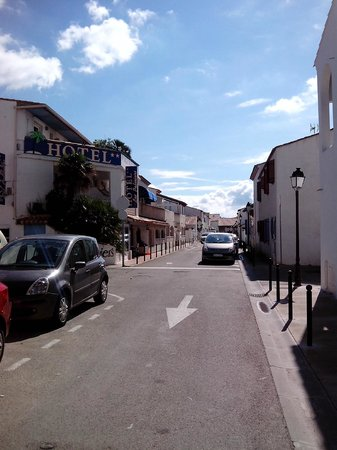 Les Palmiers : hotel