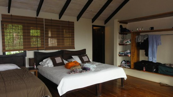 Casa MarBella: The third story bedroom