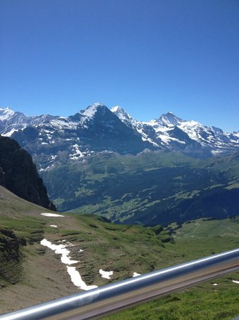 Faulhorn: What a view!