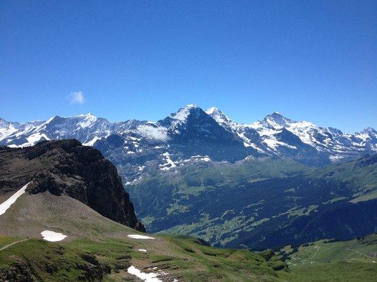 Faulhorn: The view again