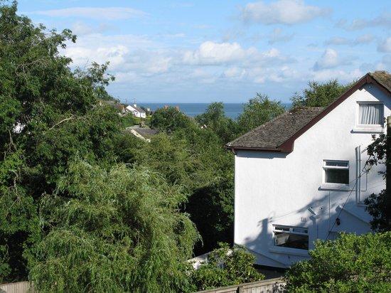 Mellieha Guest House: Sea view