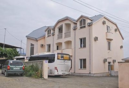 Khankendi, Αζερμπαϊτζάν: Main Building