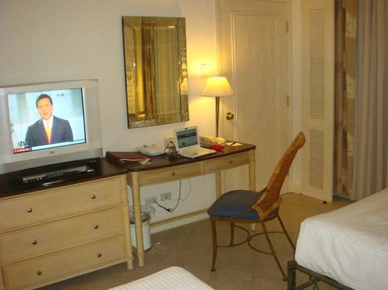 Mövenpick Hotel Mactan Island Cebu: Our room