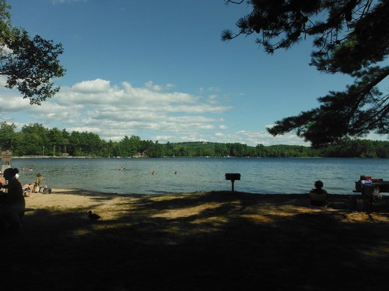 Wentworth State Park: Lake Wentworth