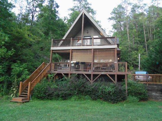 Hiwassee River Cabins: Cabin 2