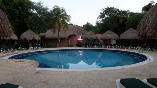 Hotel Riu Lupita: Een van de vier zwembaden