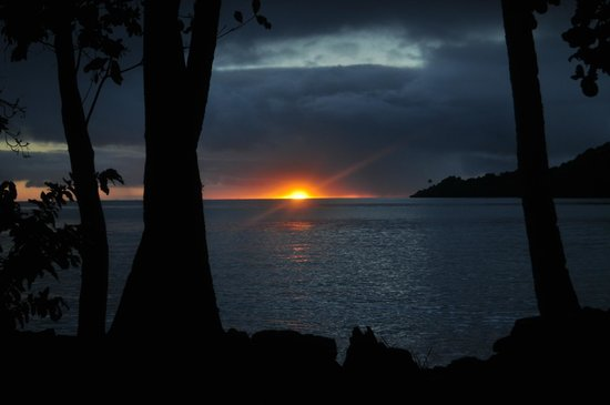Lalati Resort & Spa: Sunrise
