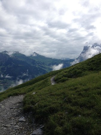 Grindelwald, Suiza: Trail