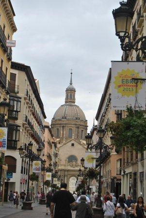 Hotel Oriente: el Pilar