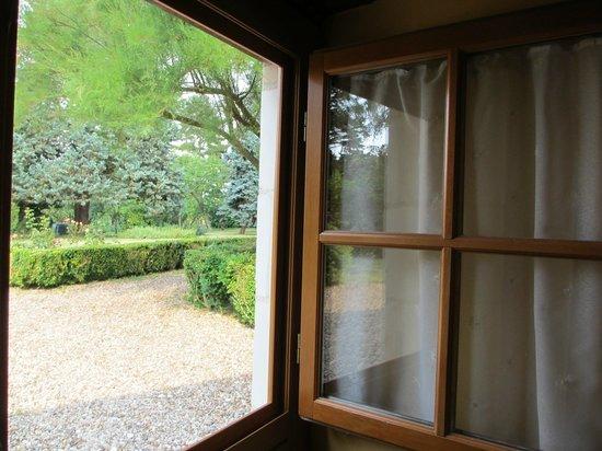 La Haute Traversiere : View from Bedroom
