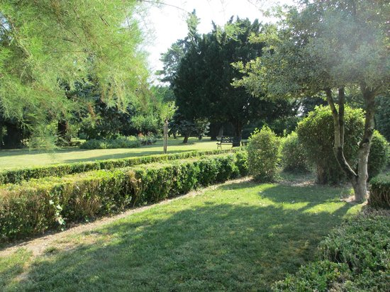 La Haute Traversiere: The Gardens