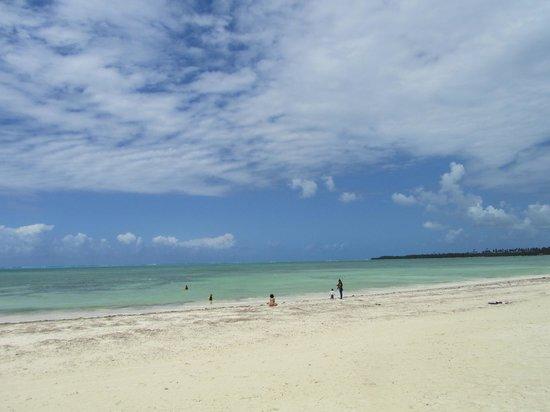 Santa Maria Coral Park: Beach view