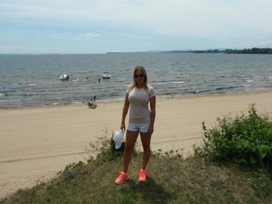 beach front near golden gate motel