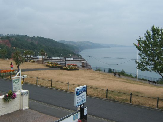 The Downs, Babbacombe: Babbacombe Downs