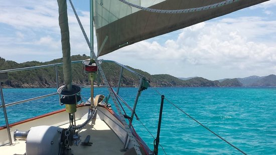 Yacht Nightwind : Amazing