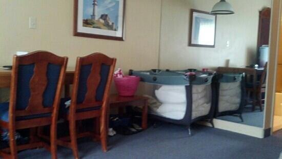 Holly Tree Resort : room