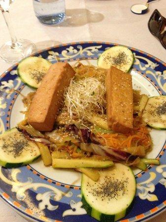 Artemisa: veggie stir fry