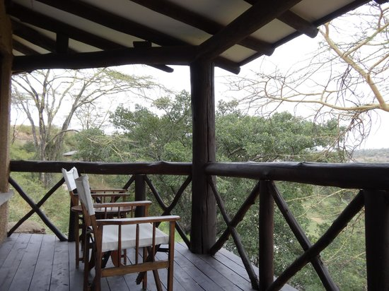 The Emakoko: A wonderful balcony to enjoy a morning coffee