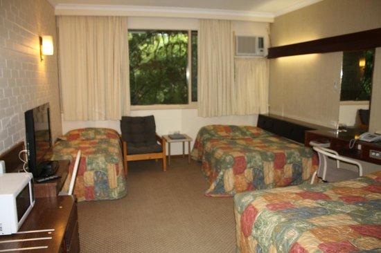 Comfort Inn Foster: Chambre