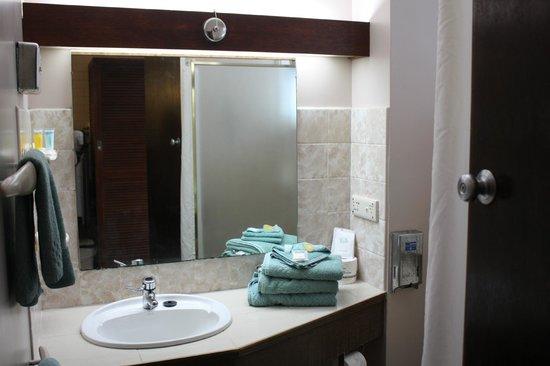 Comfort Inn Foster: Salle de bain