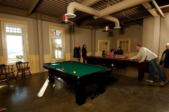 Southwest Nova Scotia, Canada: Games Room at WP